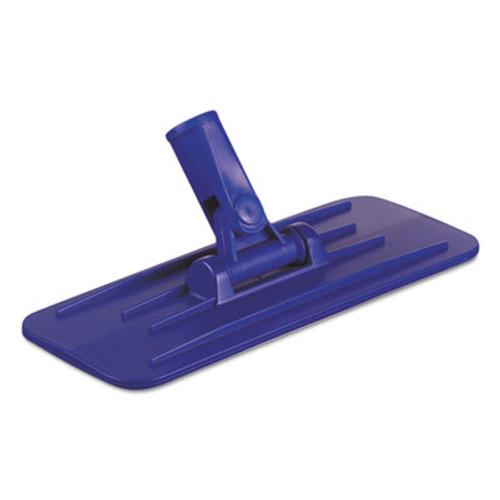Boardwalk Swivel Pad Holder  Plastic  Blue  4 x 9  12 Carton (BWK00405)