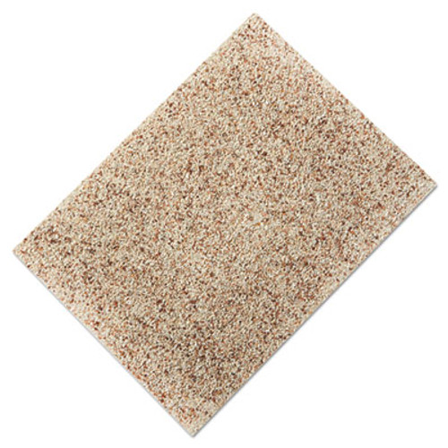 Rubbermaid Commercial Landmark Series Panel, 15 7/10 x 27 9/10 x 3/8, Stone, Coral, 4/Pack (RCP4003COR)