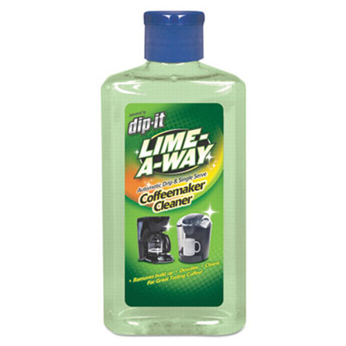 LIME-A-WAY Dip-It Coffeemaker Descaler and Cleaner  7 oz Bottle  8 Carton (RAC36320CT)