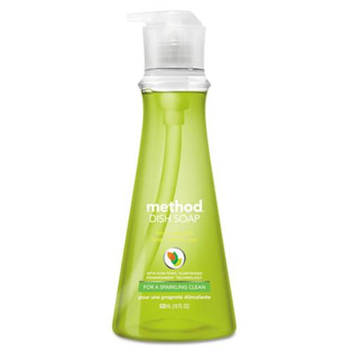 Method Dish Soap  Lime   Sea Salt  18 oz Pump Bottle (MTH01240EA)