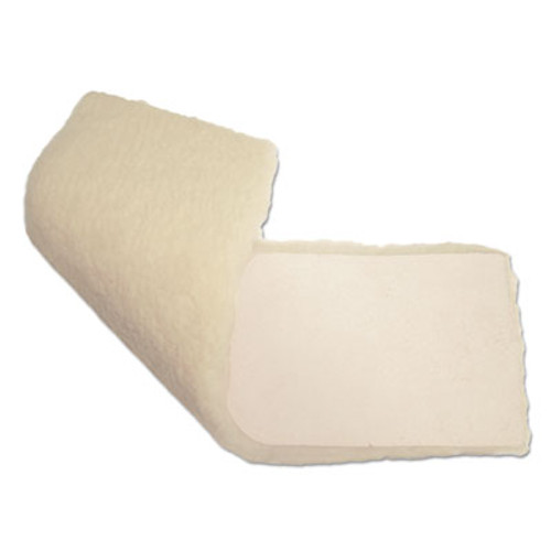 "Boardwalk Finish Applicator Refill Pad, Lambswool, 24"", Natural (BWK4524)"