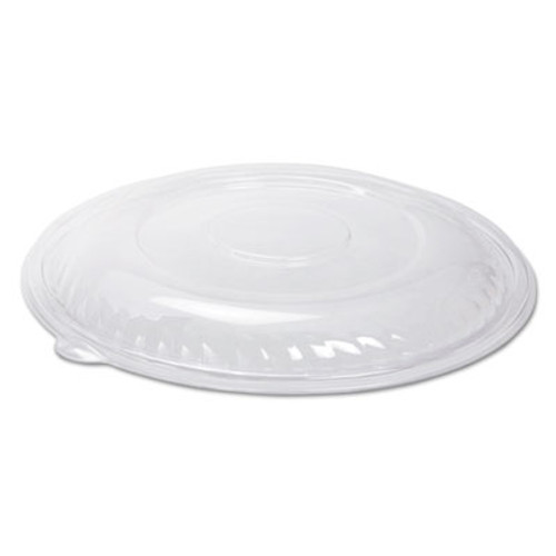 WNA Caterline Pack n' Serve Lids  Plastic  Clear 12  Diameter x 1 1 2 High  25 Ctn (WNAAPB160DM)