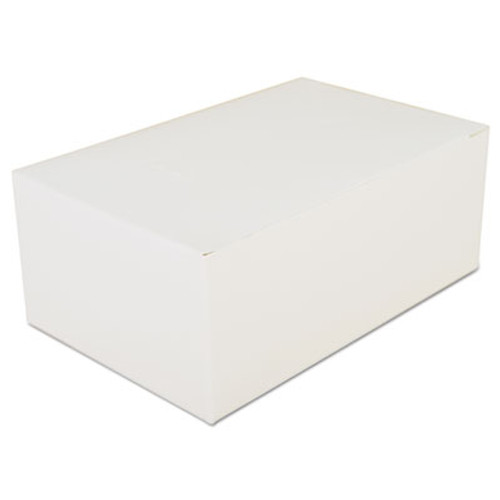 SCT Carryout Tuck Top Boxes  White  7 x 4 1 2 x 2 3 4  Paperboard  500 Carton (SCH2717)