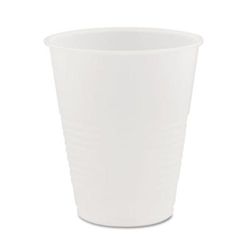 Dart Conex Galaxy Polystyrene Plastic Cold Cups  Squat  12oz  50 Bag  20 Bags Carton (DCCY12S)