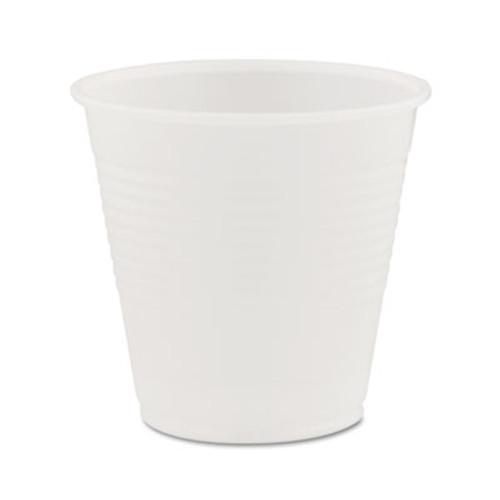 Dart Conex Galaxy Polystyrene Plastic Cold Cups  5oz  100 Sleeve  25 Sleeves Carton (DCCY5CT)