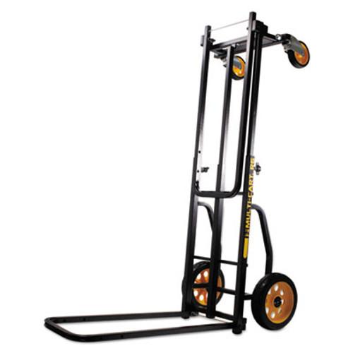 Advantus Multi-Cart 8-in-1 Cart  500 lb Capacity  33 25 x 17 25 x 42 5  Black (AVT86201)