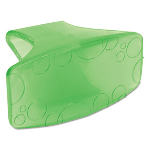 Boardwalk Eco-Fresh Bowl Clip, Cucumber Melon, Green, 12/Box (BWKCLIPCME)