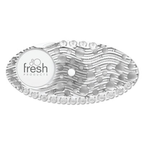 Boardwalk Curve Air Freshener  Mango  Solid  Clear  10 Box (BWKCURVEMAN)