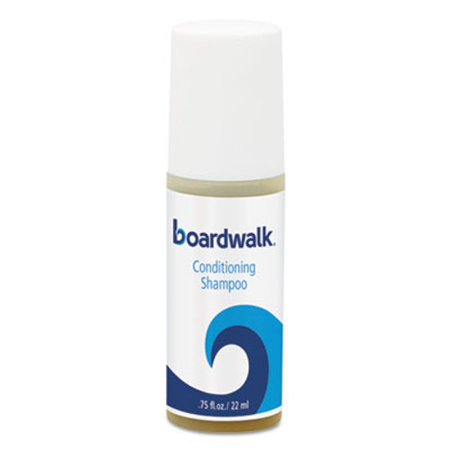 Boardwalk Conditioning Shampoo  Floral Fragrance  0 75 oz  Bottle  288 Carton (BWKSHAMBOT)