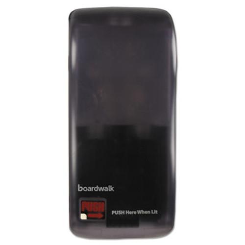 Boardwalk Rely Hybrid Foam Soap Dispenser  900 mL  5 25  x 4  x 12   Black Pearl (BWKSHF900SBBW)
