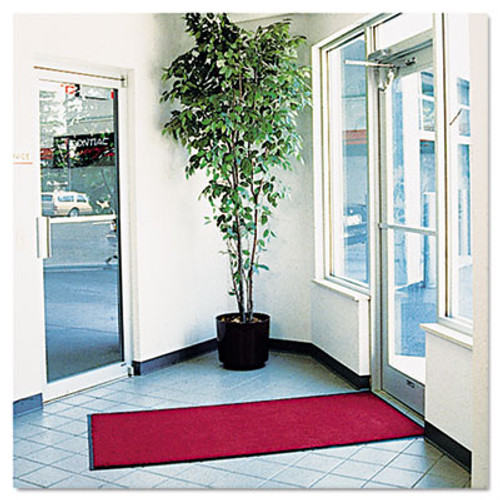 Crown Rely-On Olefin Indoor Wiper Mat  36 x 60  Castellan Red (CWNGS0035CR)