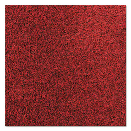 Crown Rely-On Olefin Indoor Wiper Mat  48 x 72  Castellan Red (CWNGS0046CR)