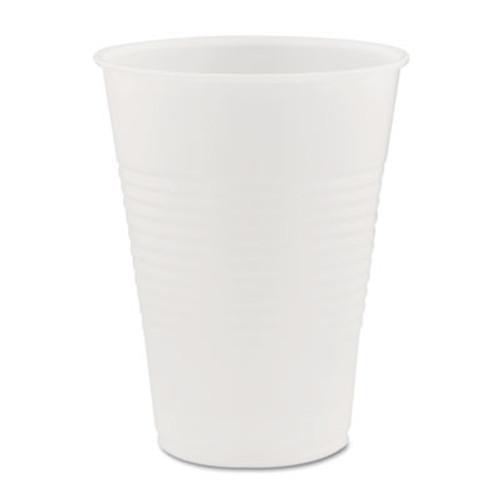 Dart Conex Galaxy Polystyrene Plastic Cold Cups  9oz  100 Sleeve  25 Sleeves Carton (DCCY9CT)