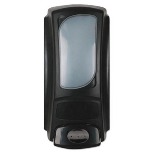 Dial Professional Hand Care Anywhere Flex Bag Dispenser  15 oz  4  x 3 1  x 7 9   Black (DIA15054EA)