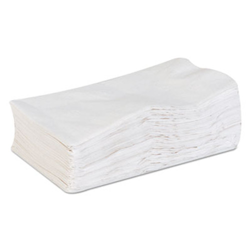 Georgia Pacific Professional acclaim Dinner Napkins  1-Ply  White  15 x 17  200 Pack  16 Pack Carton (GPC31577)