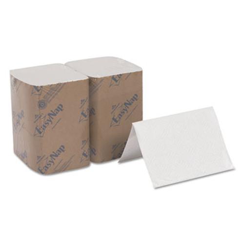 Dixie Ultra Interfold Napkin Refills  2 Ply  6 1 2x9 7 8  White  500 Pk  6 Pack Ctn (GPC3213000)