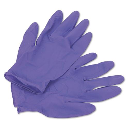 Kimberly-Clark Professional* PURPLE NITRILE Exam Gloves  242 mm Length  Large  Purple  1000 Carton (KCC55083CT)