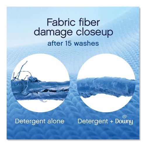 Downy Liquid Fabric Softener  Clean Breeze  64 oz Bottle  8 Carton (PGC89676)