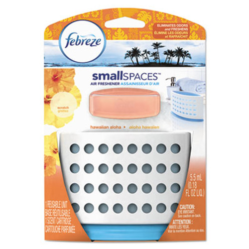 Febreze smallSPACES, Hawaiian Aloha, 5.5 ml Kit (PGC90188EA)