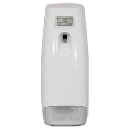 TimeMist Plus Metered Aerosol Fragrance Dispenser  3 4  x 3 4  x 8 25   White (TMS1048502EA)