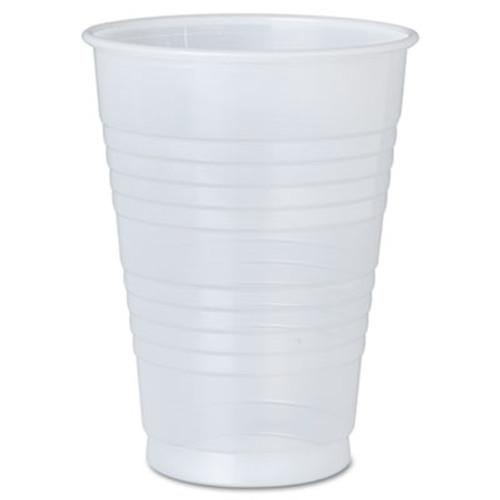 Dart Conex Galaxy Polystyrene Plastic Cold Cups  12oz  500 Carton (DCCY12TPFTPK)