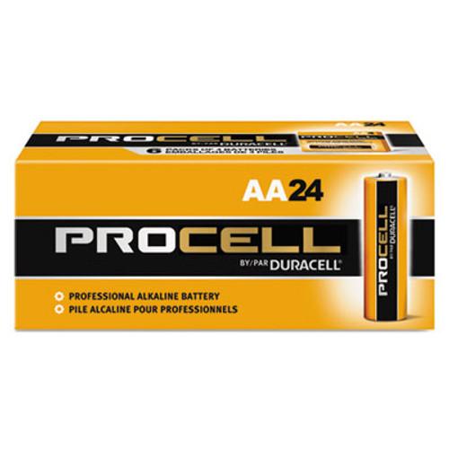 Duracell Procell Alkaline AA Batteries  24 Box (DURPC1500BKD)