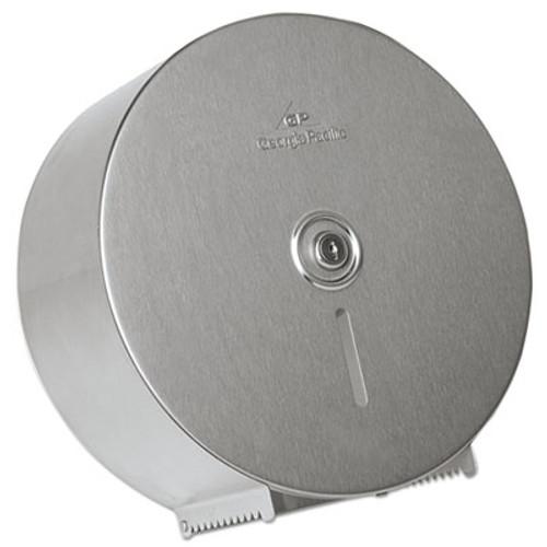 Georgia Pacific Stainless Steel Jumbo Roll Dispenser  14 25 x 4 44 x 14 25  Stainless Steel (GPC59449)