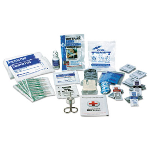 First Aid Only ANSI 2015 Compliant First Aid Kit Refill  Class A  25 People  89 Pieces (FAO90583)