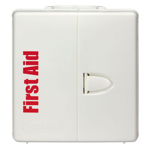 First Aid Only ANSI 2015 SmartCompliance First Aid Station  50 People  202 Pieces (FAO90580)