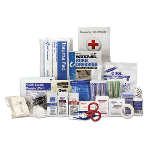 First Aid Only 25 Person ANSI A+ First Aid Kit Refill, 141 Pieces (FAO90615)
