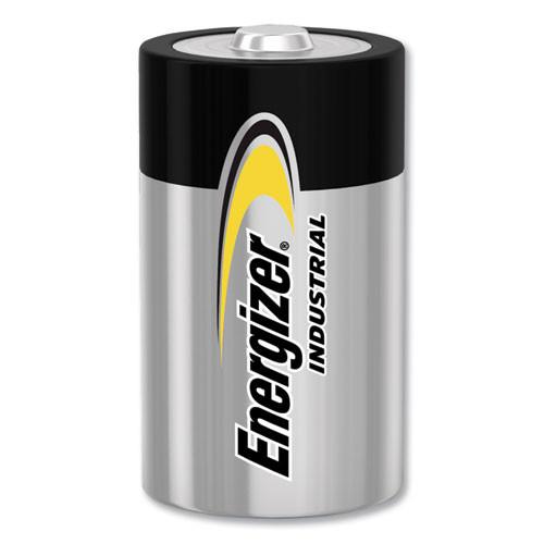 Energizer Industrial Alkaline D Batteries  1 5V  12 Box (EVEEN95)