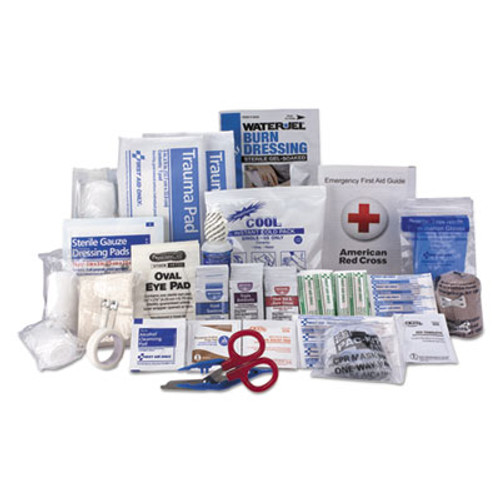 First Aid Only 50 Person ANSI A  First Aid Kit Refill  183 Pieces (FAO90617)