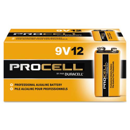 Duracell Procell Alkaline 9V Batteries  12 Box (DURPC1604BKD)