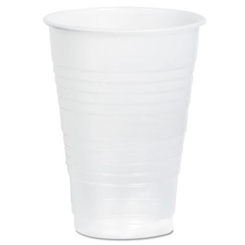 Dart Conex Galaxy Polystyrene Plastic Cold Cups  12oz  1000 Carton (DCCY12T)