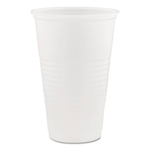 Dart Conex Galaxy Polystyrene Plastic Cold Cups  20oz  1000 Carton (DCCY20)