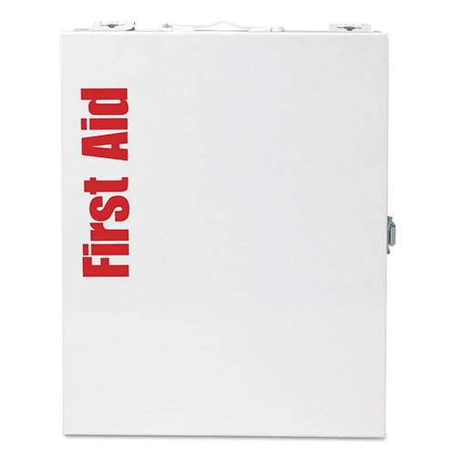 First Aid Only ANSI 2015 SmartCompliance First Aid Station Class A  No Meds 25 People 94 Pieces (FAO90578)