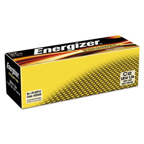 Energizer Industrial Alkaline C Batteries  1 5V  12 Box (EVEEN93)