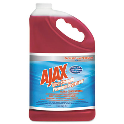 Ajax Expert Ultra Concentrate Premium Degreaser,1 Gal Bottle, 4/CT (CPC06011)
