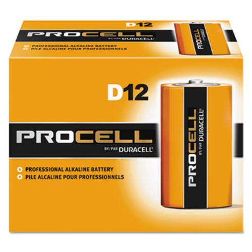 Duracell Procell Alkaline D Batteries  12 Box (DURPC1300)