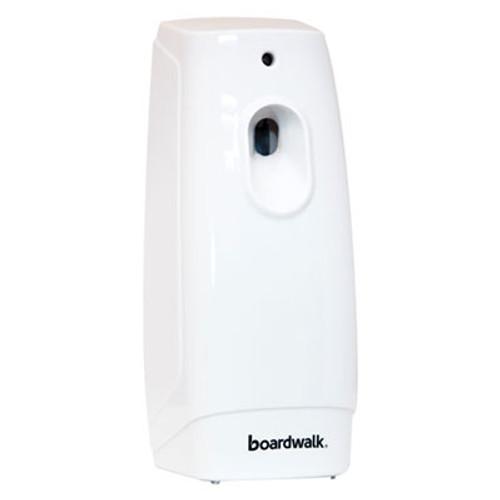 Boardwalk Classic Metered Air Freshener Dispenser  4  x 3  x 9 5   White (BWK908)