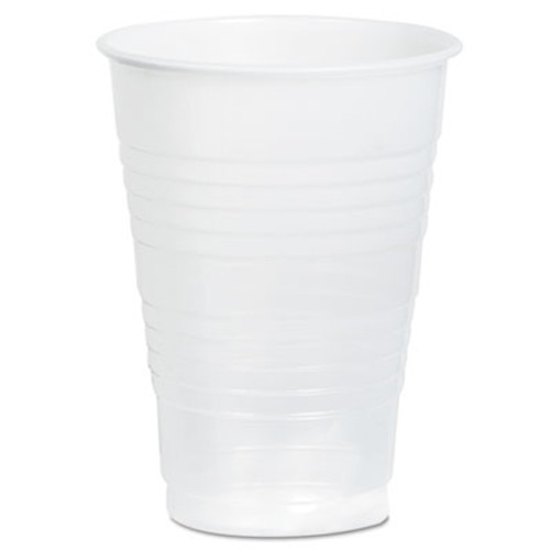 Dart Conex Galaxy Polystyrene Plastic Cold Cups  12oz  50 Pack (DCCY12TPK)