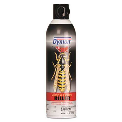 Dymon THE End Wasp & Hornet Killer, 12 oz Can, 12/Carton (ITW18320)
