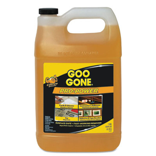 Goo Gone Pro-Power Cleaner  Citrus Scent  1 gal Bottle  4 Carton (WMN2085CT)