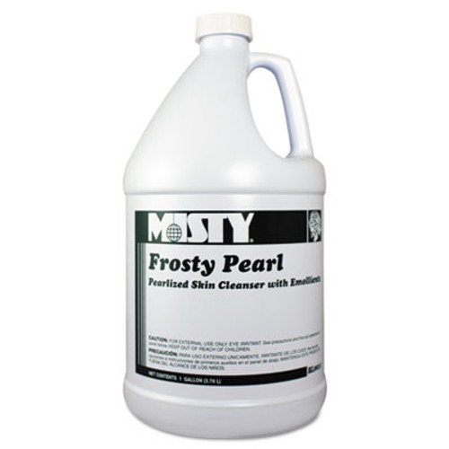 Misty Frosty Pearl Soap Moisturizer  Frosty Pearl  Bouquet Scent  1 Gal Bottle  4 Carton (AMR1038793)