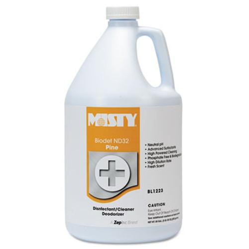 Misty BIODET ND-32  Pine  1gal Bottle  4 Carton (AMR1038809)