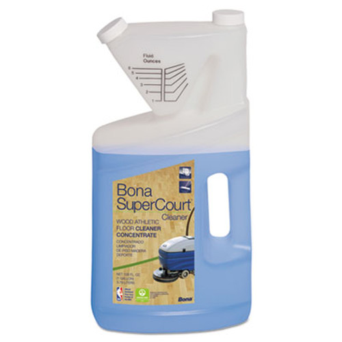 Bona SuperCourt Cleaner Concentrate  1 gal Bottle (BNAWM700018184)