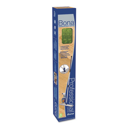 Bona Hardwood Floor Care Kit  18  Head  72  Handle  Blue (BNAWM710013399)