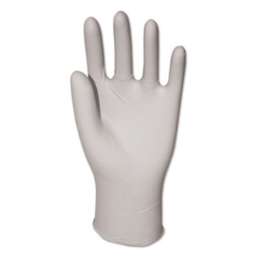 Boardwalk Powder-Free Synthetic Examination Vinyl Gloves, Large, Cream, 5 mil, 1000/Ctn (BWK310LCT)