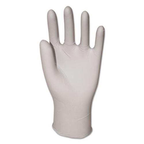 Boardwalk Powder-Free Synthetic Examination Vinyl Gloves  Medium  Cream  5 mil  1000 Ctn (BWK310MCT)