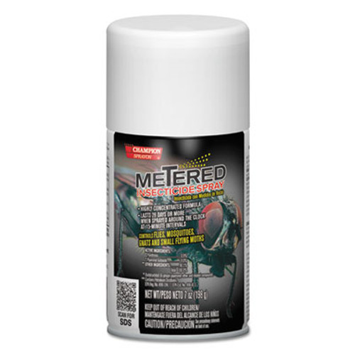 Chase Products Champion Sprayon Metered Insecticide Spray  7 oz Aerosol  12 Carton (CHP5111)